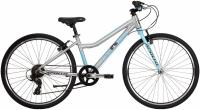 """Велосипед 26"""" Apollo NEO 7s girls Brushed Alloy Sky Blue Charcoal"""