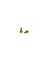 Винт ALLIGATOR для настройки переключения уп.10 шт Gold