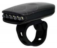 Свет передний HQBC LUMY70 USB 5 Nichia LED черный