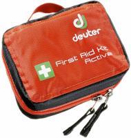 Аптечка органайзер Deuter First Aid Kit Active 9002 Papaya заполненная