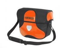 Сумка на руль Ortlieb Ultimate Six Classic Orange Black 7L