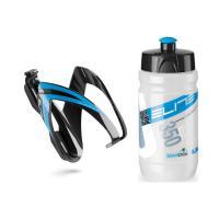 Комплект ELITE флягодержатель CEO + фляга 350ml Blue