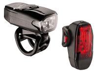 Набор велосипедных фонарей Lezyne LED KTV Drive PAIR Black 2018