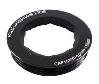 Крышка болта RaceFace CAP CRANK PULLER 15SX