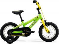"Велосипед Merida MATTS J12 7"" Matt Green Yellow Bee"