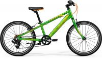 "Велосипед Merida MATTS J20 RACE 10"" Green Orange Lite Green"