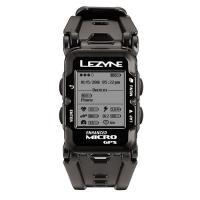 Часы велокомпьютер Lezyne Micro GPS WATCH HR LOADED 2018 +Пульсометр Black
