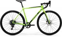 "Велосипед 28"" MERIDA MISSION CX 600 LIGHT GREEN BLACK 2020"