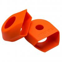 Защита шатунов RACE FACE PEDAL BOOTS 2 PACK NEXT MEDIUM Orange