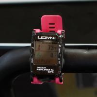 Часы фитнес-трекер для бега и велоспорта Lezyne Micro GPS WATCH COLOR Limited Pink
