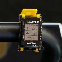 Часы фитнес-трекер для бега и велоспорта Lezyne Micro GPS WATCH COLOR Limited Yellow