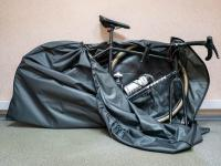 Чехол для велосипеда RIDE and TRAVEL BIKEBAG Graphite