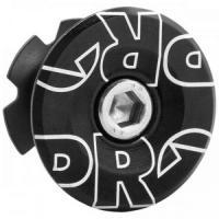 Ромашка с крышкой PRO анодированная 28.6мм черная