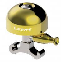 Звонок на руль Lezyne Classic Brass Bell M Gold-Silver 2018