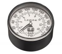 Манометр к насосу высокого давления Lezyne 220 PSI GAUGE 2.5 Silver