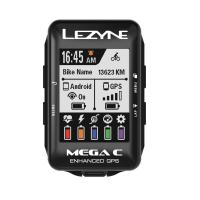 Велокомпьютер LEZYNE MEGA C GPS 2019 LOADED Black