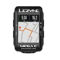 Велокомпьютер LEZYNE MEGA C GPS 2019 Black