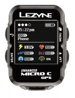 Велокомпьютер Lezyne MICRO COLOR GPS 2018 черный
