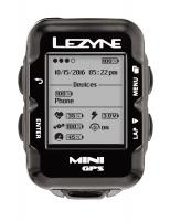 Велокомпьютер с GPS Lezyne MINI GPS 2018 Black