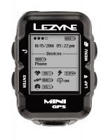 Велокомпьютер с GPS Lezyne MINI GPS 2018 Black