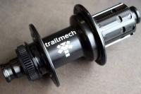 Втулка задняя TRAILMECH Gravel Centerlock 24H Black
