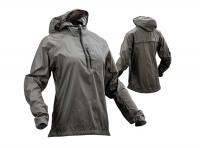 Велокуртка Race Face NANO Womens PACKABLE JACKET Gray
