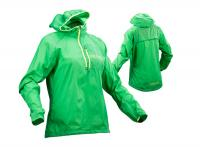 Велокуртка Race Face NANO Womens PACKABLE JACKET Green