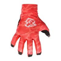 Перчатки RACE FACE AMBUSH CAMO GLOVES Red