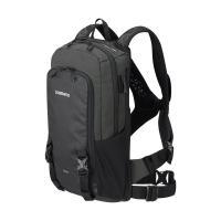Велосипедный рюкзак с гидросистемой SHIMANO UNZEN II 10L Black
