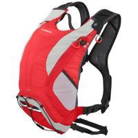 Рюкзак велосипедный Shimano Daypack UNZEN 10L красно-серый