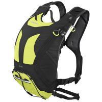 Рюкзак велосипедный Shimano Daypack UNZEN 6L черно-желтый