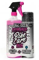 Набор для мытья и защиты велосипеда Muc-Off Bikespray Value Duo Pack 2 в 1