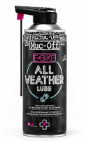 Cмазка для цепи электровелосипеда Muc-Off eBike All-Weather Lube 400ml