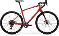 Велосипед MERIDA SILEX 600 GLOSSY XMAS RED MATT BLACK 2020