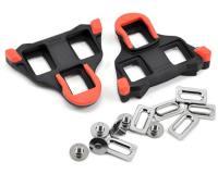 Шипы для шоссейных педалей SHIMANO SM-SH10 SPD-SL 0° Red