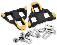 Шипы для шоссейных педалей SHIMANO SM-SH11 SPD-SL 6° Yellow