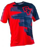Велофутболка RaceFace INDY JERSEY SS Flame