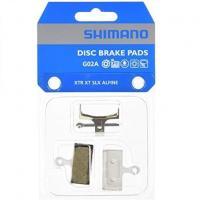 Тормозные колодки Shimano G02A органика