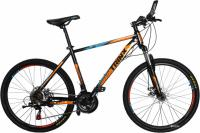 "Велосипед TRINX Striker 26"" Black Blue Orange"