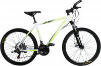 "Велосипед TRINX Striker 26"" White Black Green"