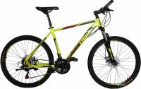 "Велосипед TRINX Striker 26"" Yellow Red Black"