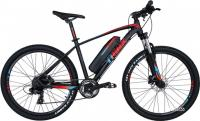 "Велосипед электро Trinx E-Bike X1E 26"" Matt Black Red Blue"