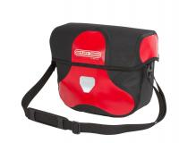 Сумка на руль Ortlieb Ultimate Six Classic Red Black 7L