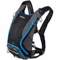 Рюкзак велосипедный Shimano Daypack UNZEN 10L черно-серый