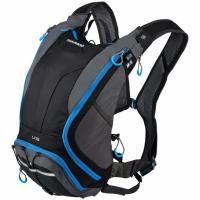 Рюкзак велосипедный Shimano Daypack UNZEN 15L серо-синий