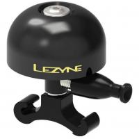 Звоночек Lezyne CLASSIC BRASS MEDIUM ALL BLACK BELL