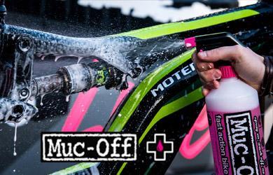 Muc-Off в магазине BikeUp!